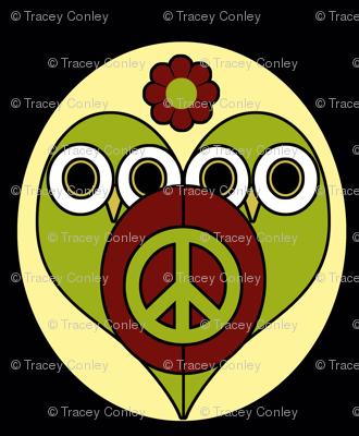 Peace Owls