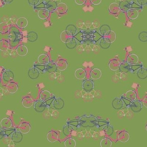 bicycle croquis