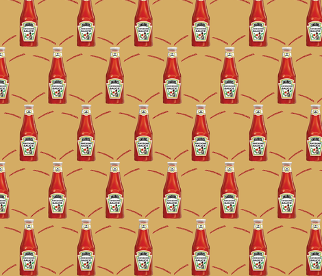 Awesomesauce fabric by razberries on Spoonflower - custom fabric
