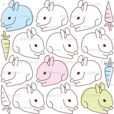 bunny garden