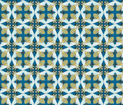 BeezNeezz fabric by fiddledede on Spoonflower - custom fabric
