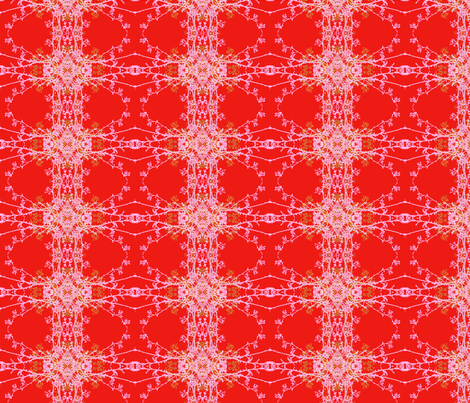 lace-red-500 fabric by wren_leyland on Spoonflower - custom fabric