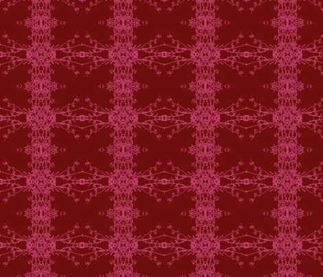 cam-claret-800 fabric by wren_leyland on Spoonflower - custom fabric