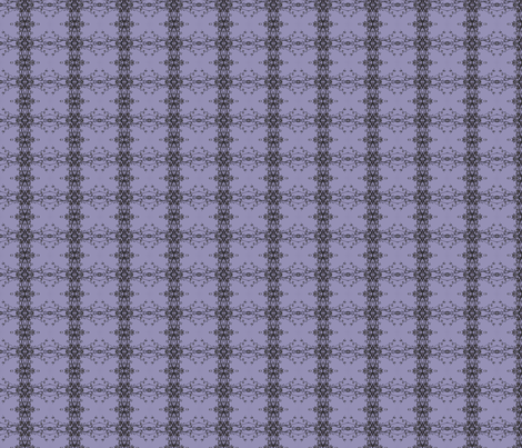lilac lace fabric by wren_leyland on Spoonflower - custom fabric