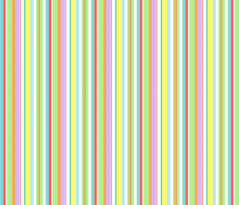dino stripes fabric by mytinystar on Spoonflower - custom fabric
