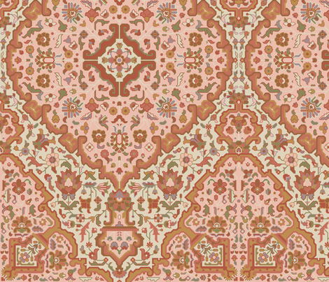 Rug 688b fabric by muhlenkott on Spoonflower - custom fabric