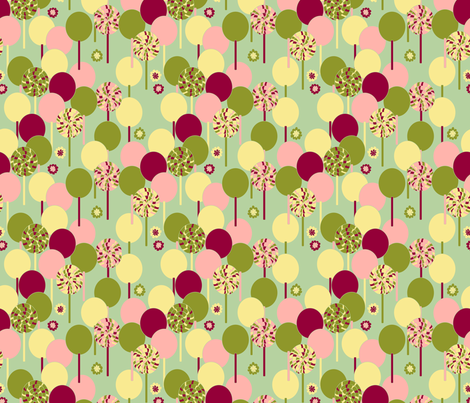 Lollies2 fabric by royalforest on Spoonflower - custom fabric