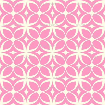 """""""Spring Rings"""" in pink"""