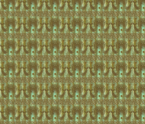Sirens (Mermaids) fabric by discodog01 on Spoonflower - custom fabric