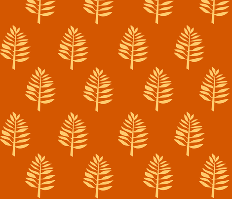 Sprout fabric by linesmith on Spoonflower - custom fabric
