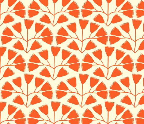 Pod fabric by linesmith on Spoonflower - custom fabric