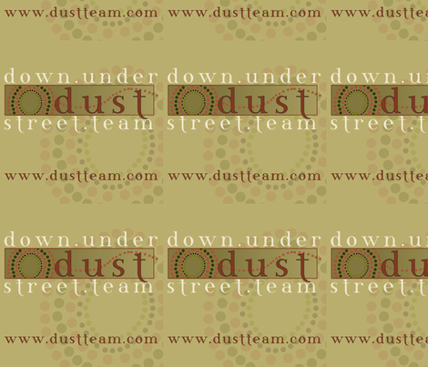 dust team fabric by wiccked on Spoonflower - custom fabric