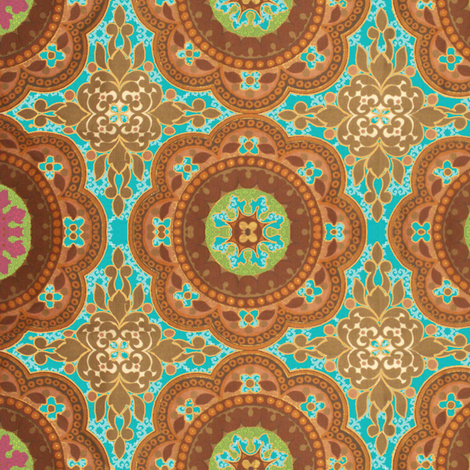 flourish fabric by snork on Spoonflower - custom fabric