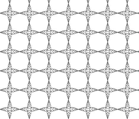 Intersect fabric by pantsmonkey on Spoonflower - custom fabric