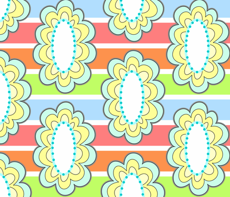 Call Me Summer fabric by renule on Spoonflower - custom fabric
