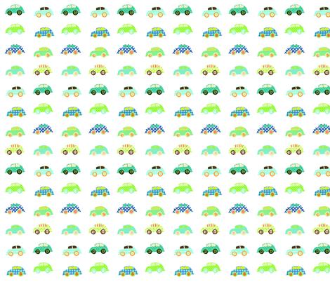 custom_cars fabric by petunias on Spoonflower - custom fabric