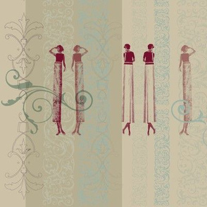 Tall Lady