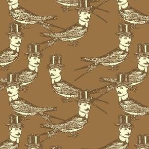 Steampunk Birdman - variation