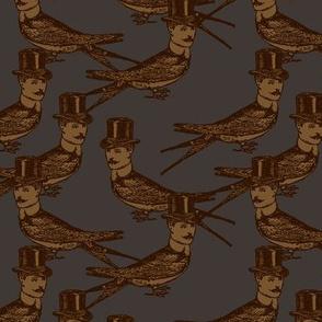 Steampunk Birdman, Variation II