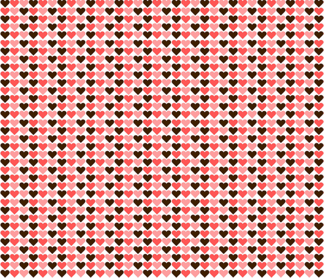 sweethearts fabric by asset68 on Spoonflower - custom fabric