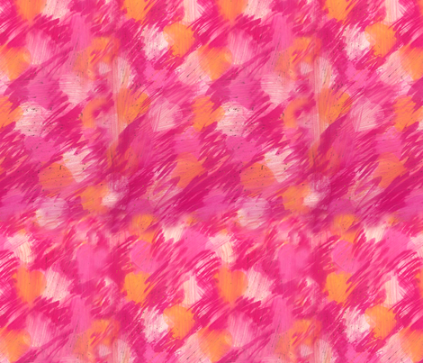 Love Alive fabric by think_house on Spoonflower - custom fabric