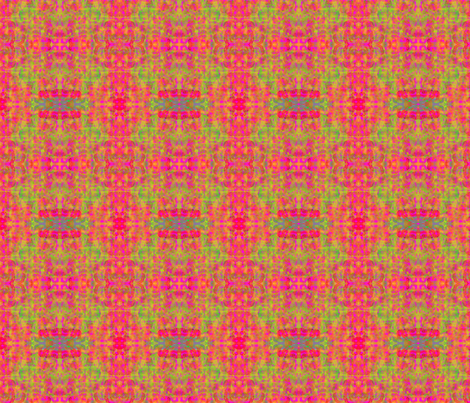 Crazy Toxic Waste fabric by olsen on Spoonflower - custom fabric