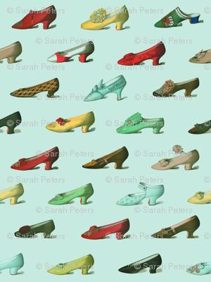 Ladies' Shoes - Dove