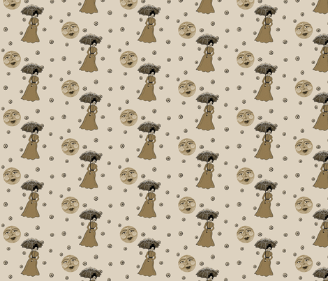 Rain Gear fabric by razberries on Spoonflower - custom fabric