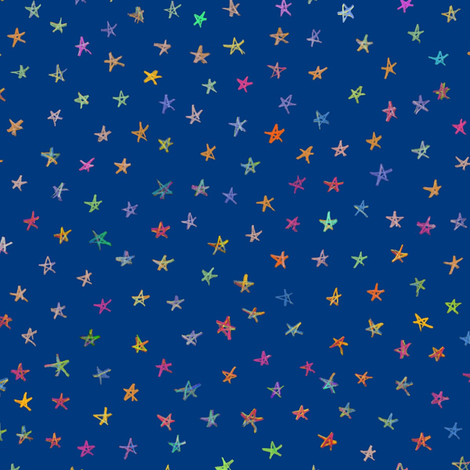 stars upon thars fabric by weavingmajor on Spoonflower - custom fabric