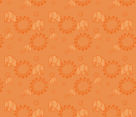 Safari fabric by thumbsuckers on Spoonflower - custom fabric