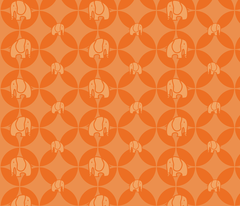 Safari2 fabric by thumbsuckers on Spoonflower - custom fabric
