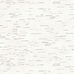 white birchbark