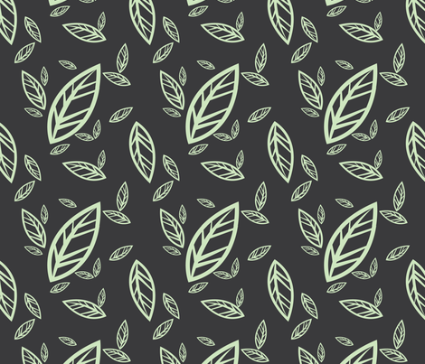 Miko fabric by thumbsuckers on Spoonflower - custom fabric
