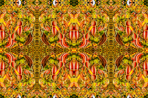 Florals and Leopard Print