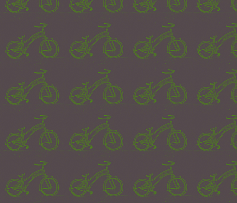 Green transportation fabric by iliketosew on Spoonflower - custom fabric