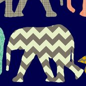 Rbaby_elephants_and_flamingos_navy_st_sf_custom_shop_thumb