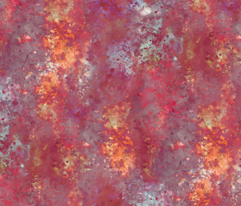 Heat Patina fabric by hellacious_h on Spoonflower - custom fabric