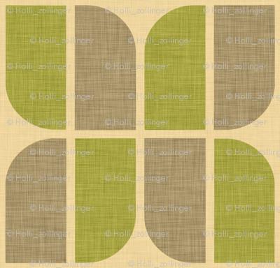 four leaf mossy