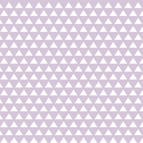 Lilac Triangles