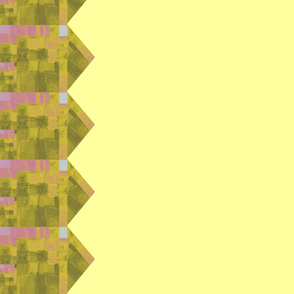 Pink Boxes Border