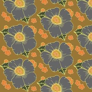 Hawaiin floral