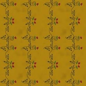 Golden Vintage Roses