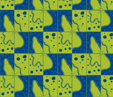 amoeba grace fabric by katrina_whitsett on Spoonflower - custom fabric
