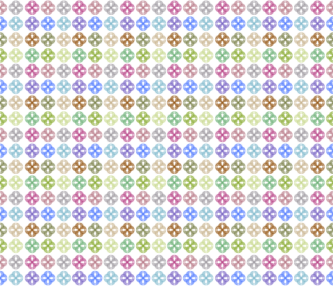 Fleur Petals fabric by kristopherk on Spoonflower - custom fabric