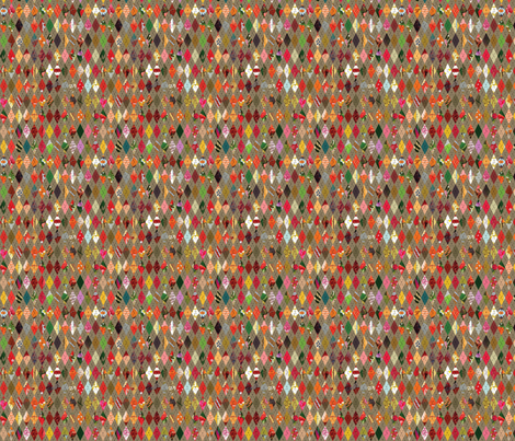 Tropical Folk fabric by abbyg on Spoonflower - custom fabric