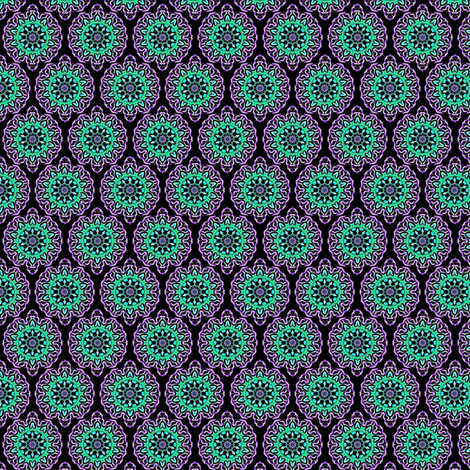 Solaris Medallion fabric by kdl on Spoonflower - custom fabric