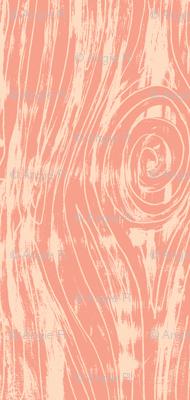 Woodgrain - Coral