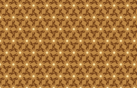Golden Brown Greyhounds GG1   ©2010 by Jane Walker ©2010 by Jane Walker fabric by artbyjanewalker on Spoonflower - custom fabric