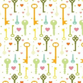 Keys & Hearts