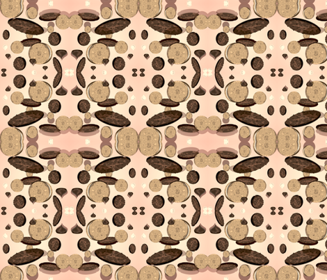 Cookiebit fabric by timberbells on Spoonflower - custom fabric